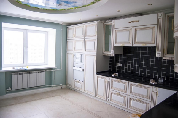Kitchen Renovation in Traditional Style